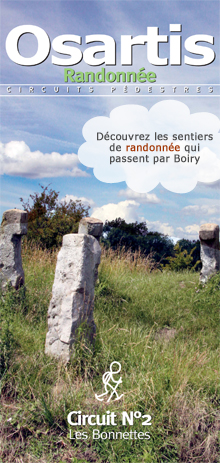 "Sentier ""Les bonnettes"" - Sailly-en-Ostrevent"